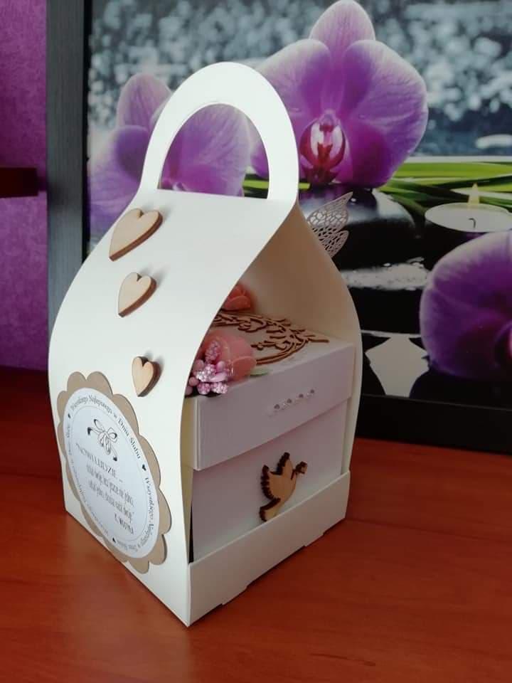 Boxy i pudełka ręcznie robione