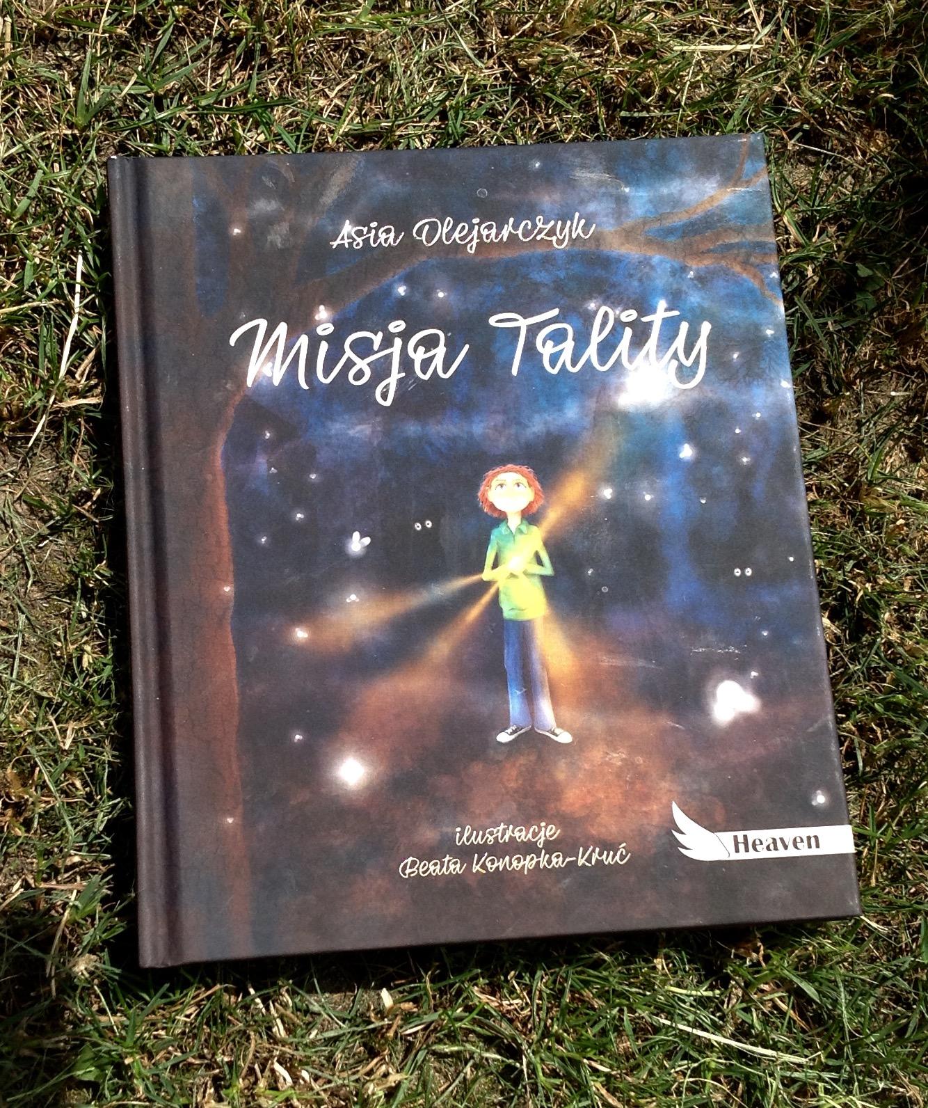 """""""Misja Tality"""" wyd. Dreams, 2019"""