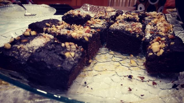 Ekspresowa polewa czekoladowa