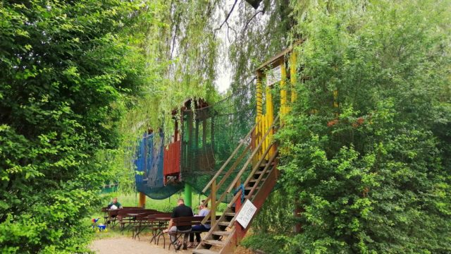 Park Linowy SILESIA