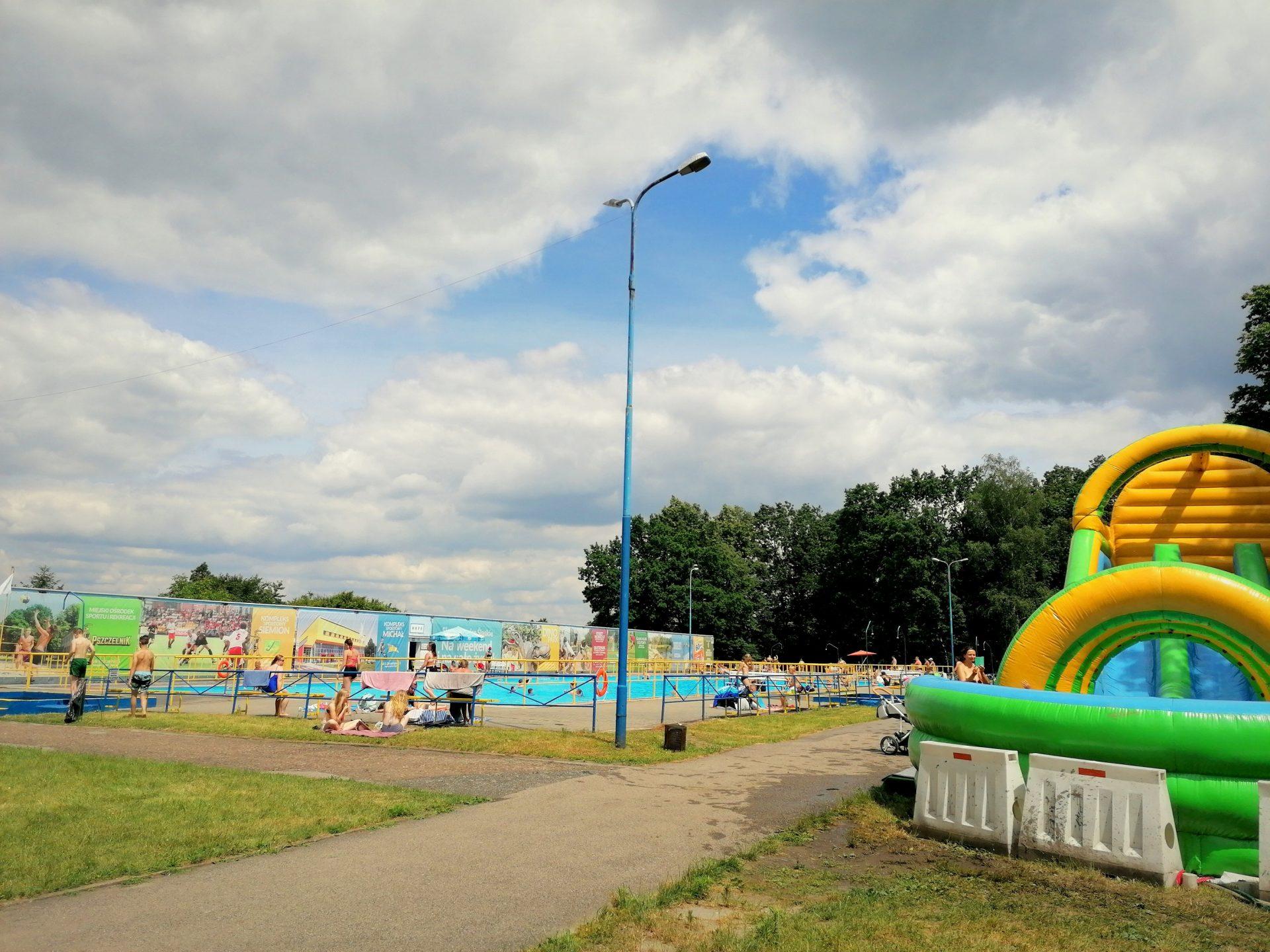 kąpielisko Pszczelnik w Siemianowicach Śląskich