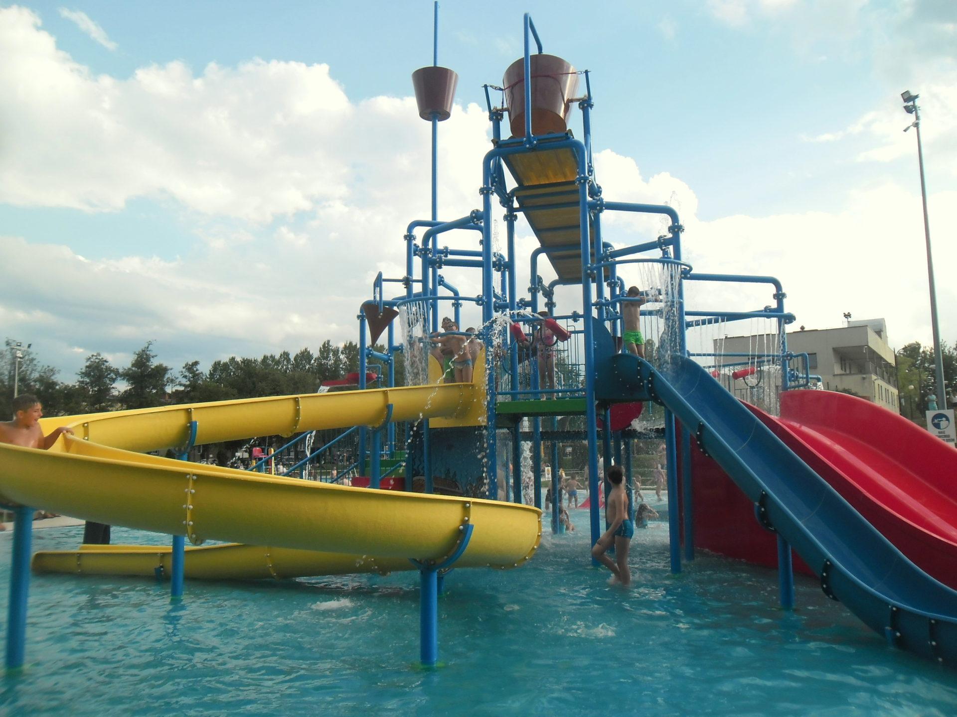 basen w Piekarach Śląskich
