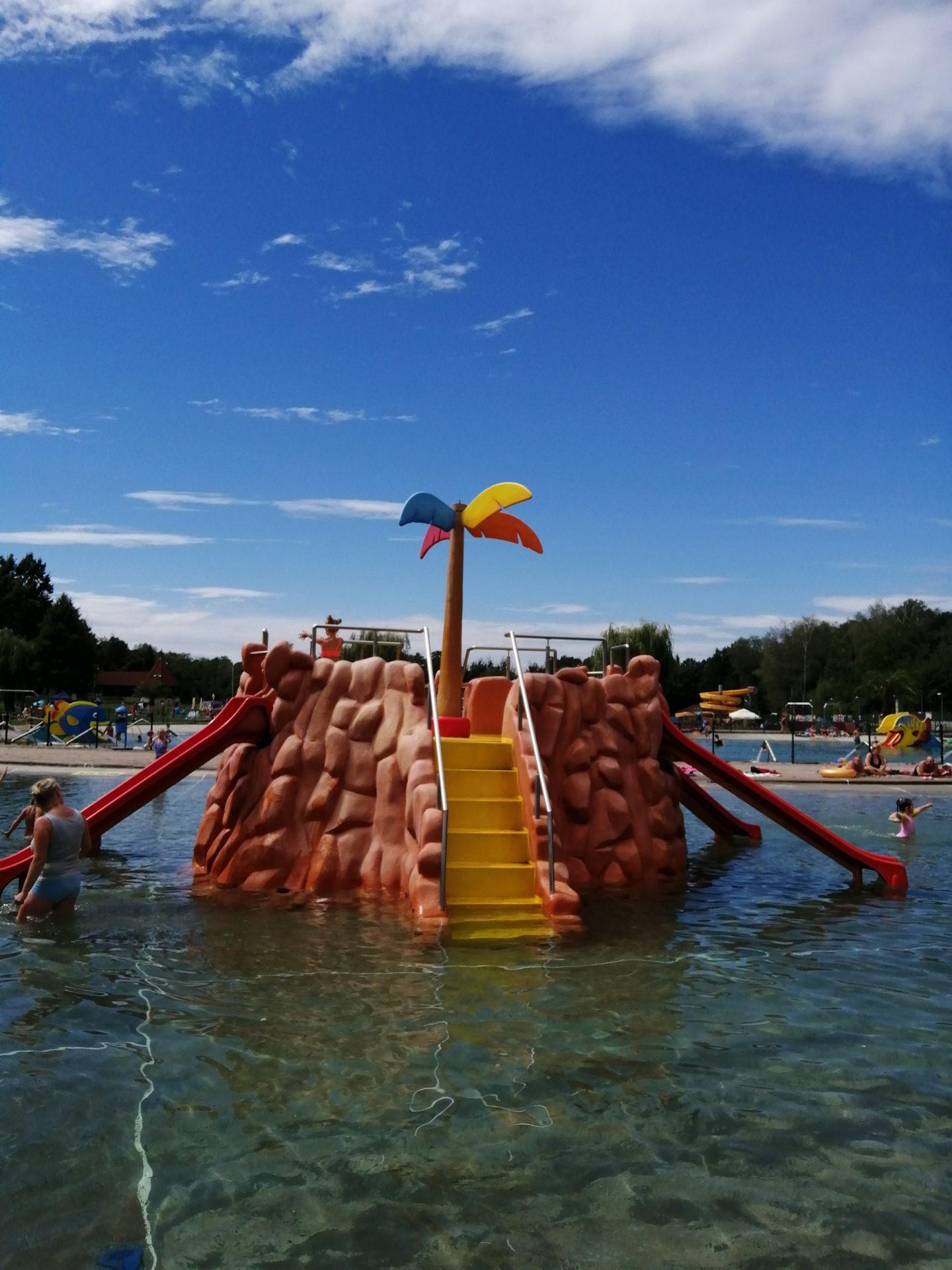 Kąpielisko Leśne w Gliwicach
