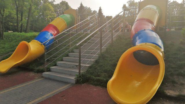 Park Prochownia w Czeladzi
