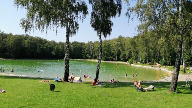 Kąpielisko Leśne Zabrze