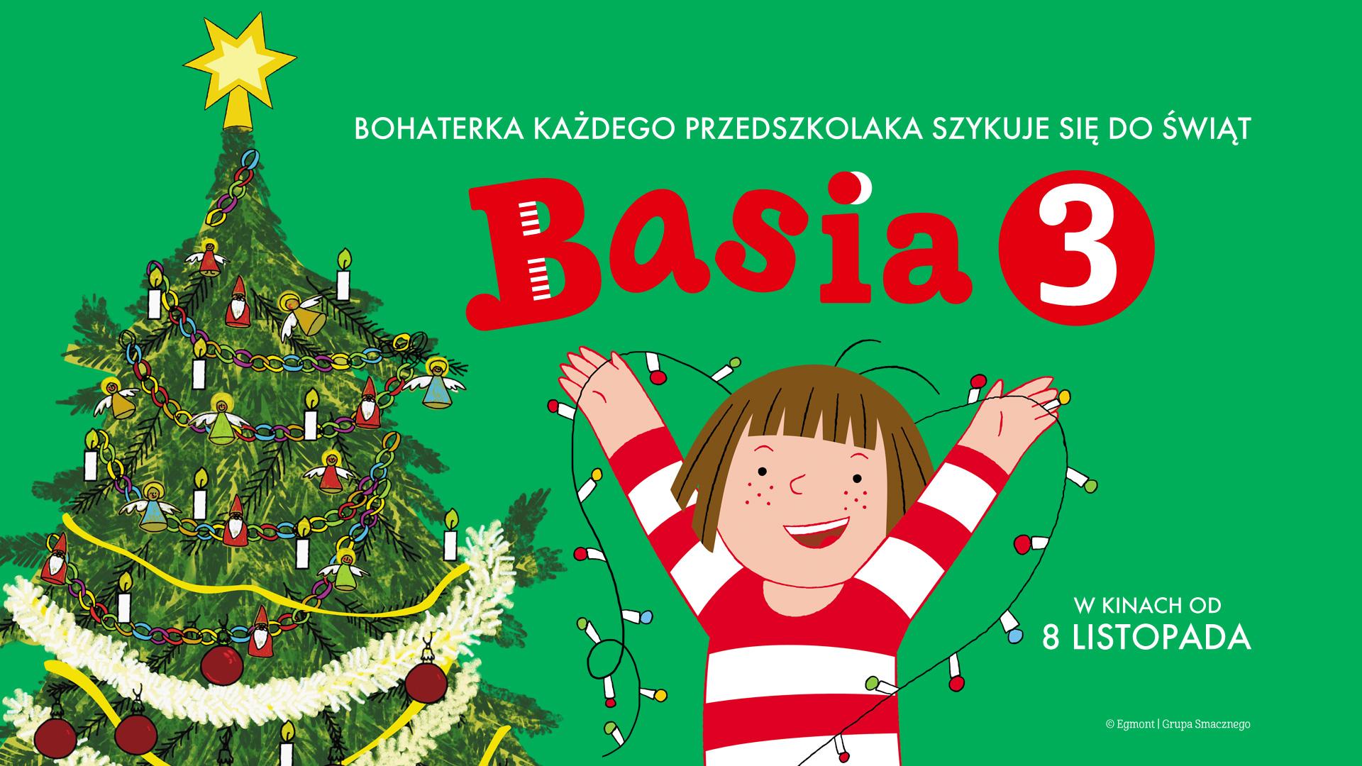 kino dla dzieci, Basia