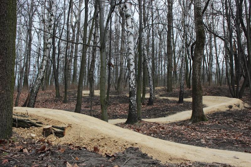 Park Strzelnica w Rudzie Śląskiej