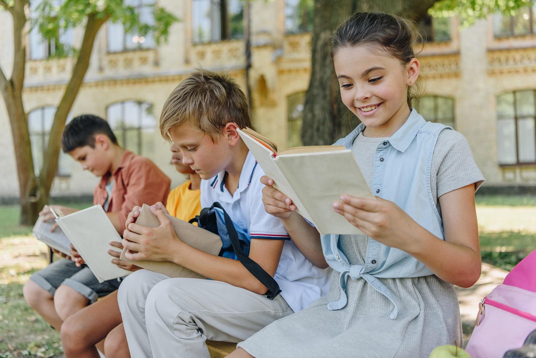 Dzień w szkole Montessori