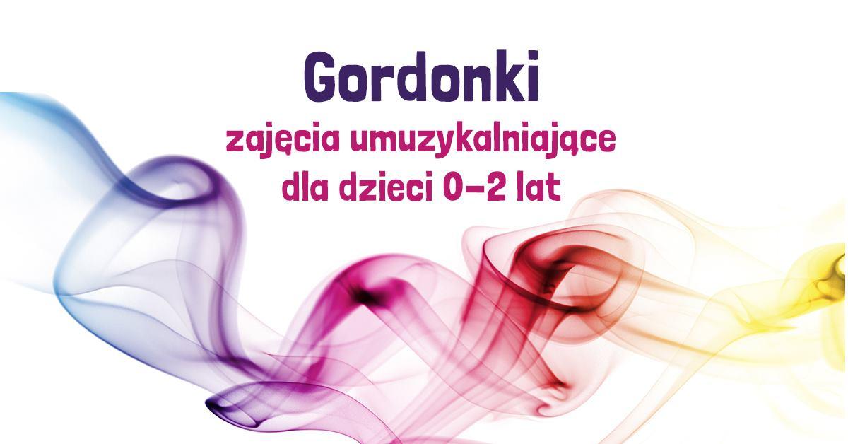 Gordonki – zajęcia dla dzieci