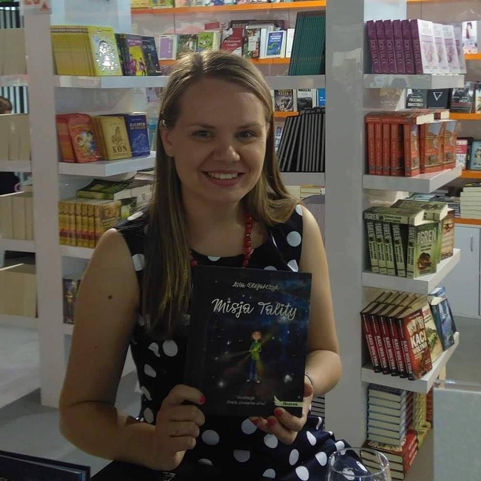 Asia Olejarczyk Autorka książek dla dzieci