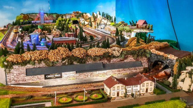 Wystawa Kolejkoland otwarta do końca marca