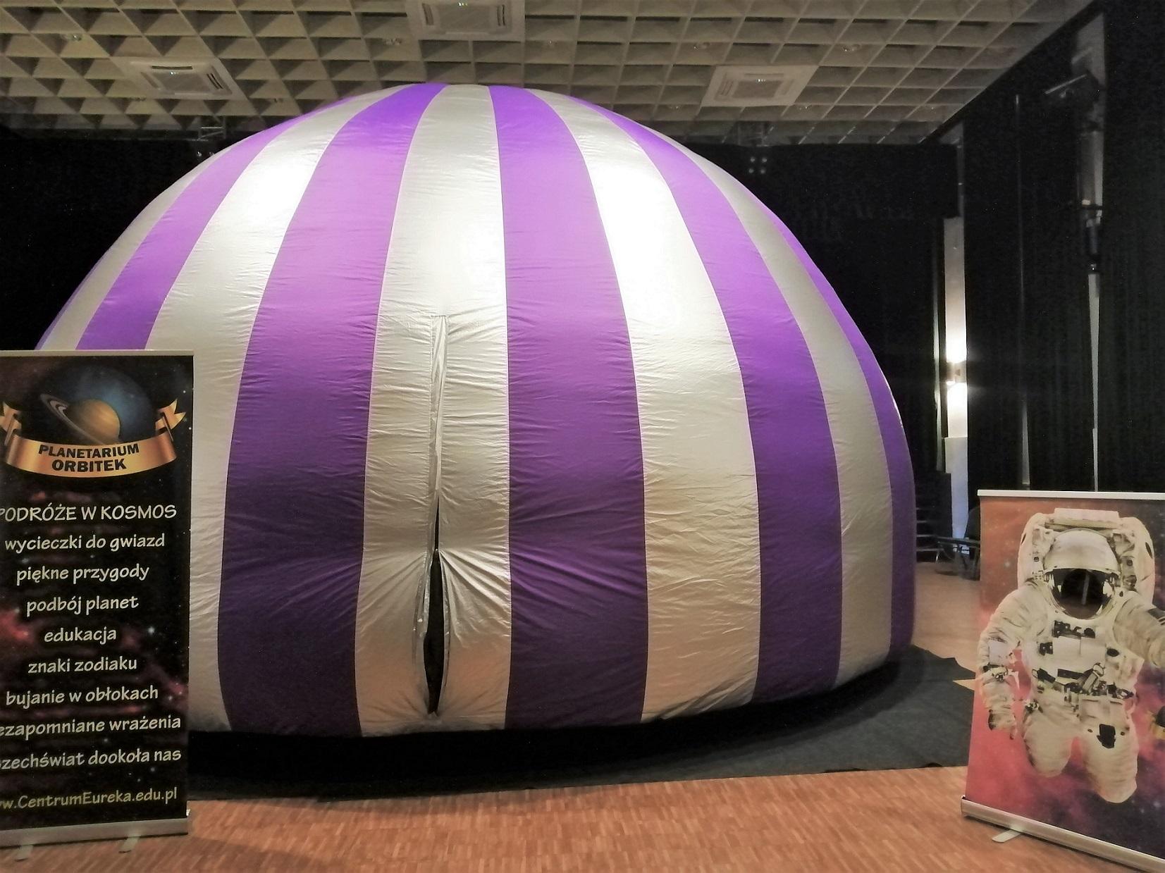 Mobilne Planetarium ORBITEK