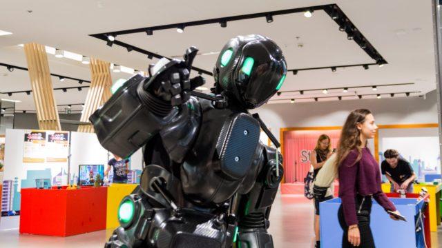 """""""Robopark"""" – interaktywna wystawa robotów dla całej rodziny w Gliwicach! (odwołane)"""