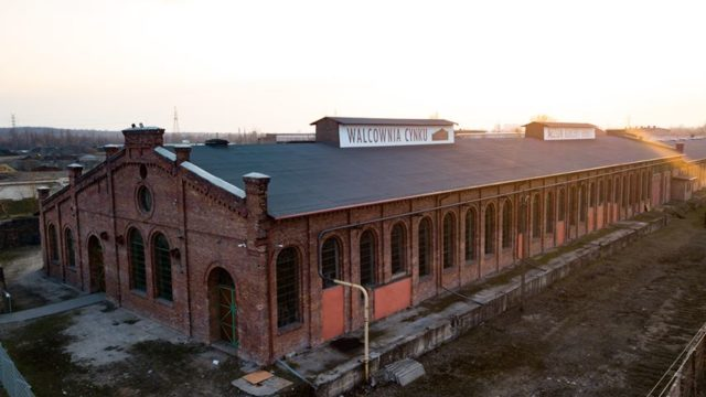 Muzeum Hutnictwa Cynku WALCOWNIA w Katowicach