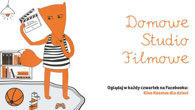 """Nowy edukacyjny projekt filmowy """"Domowe Studio Filmowe"""""""