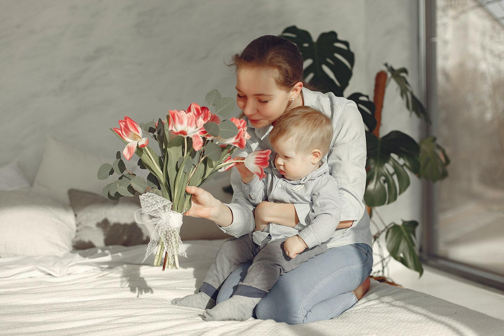macierzyństwo, mama i dziecko