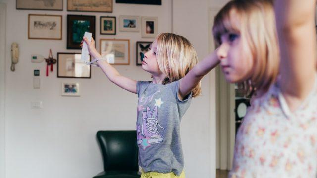 zajęcia dla dzieci online, gry wideo
