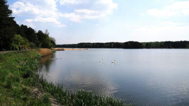 kalety-zielona zbiornik wodny