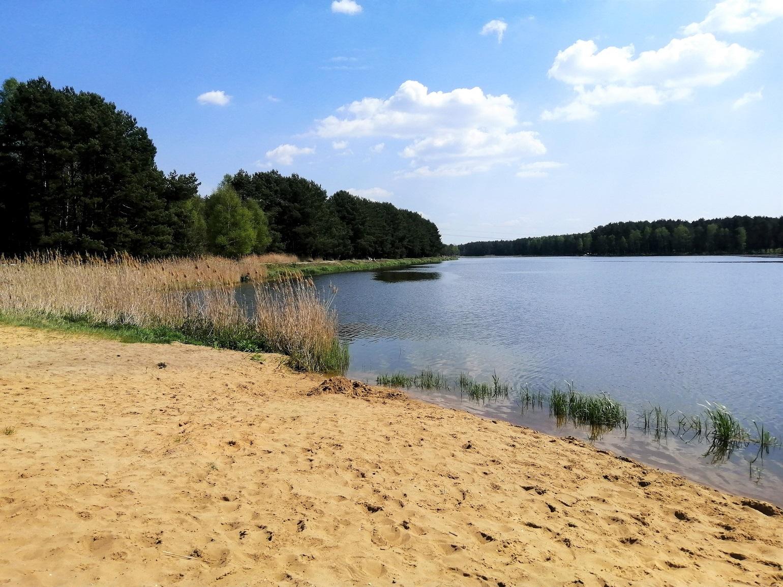 Kalety-Zielona plaża
