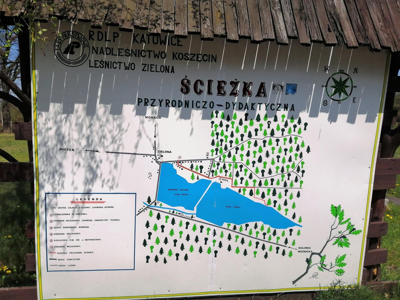 Kalety-Zielona ścieżka przyrodniczo-dydaktyczna