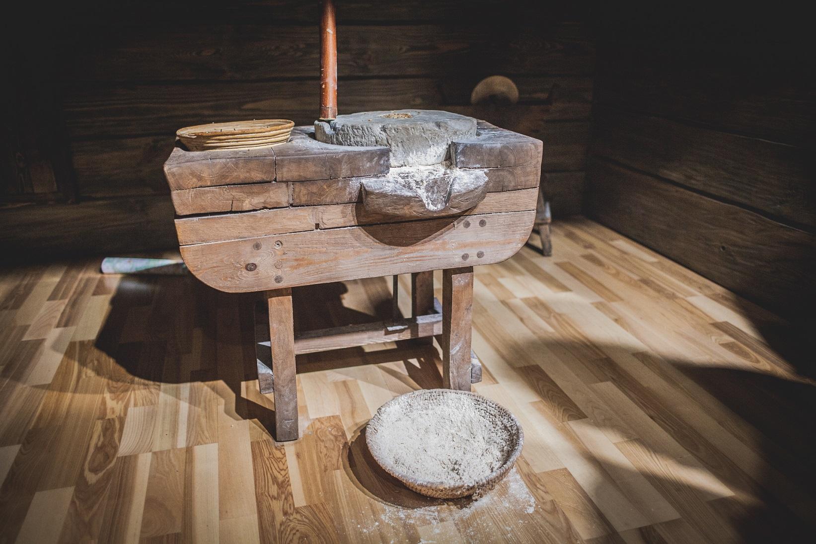 Muzeum Dawnych Rzemiosł, Stary Młyn w Żarkach
