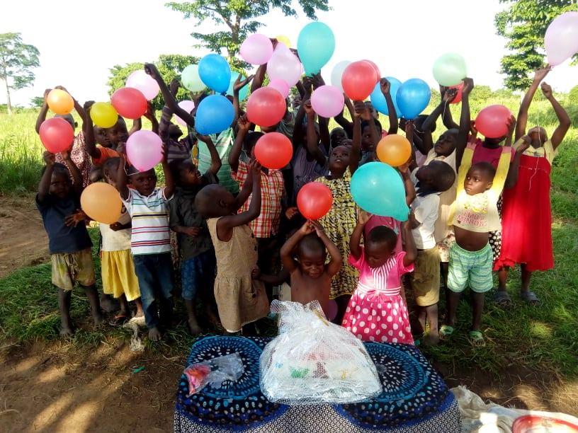 dzień dziecka afrykańskiego, face to face with the world