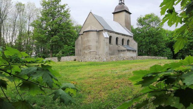 Góra Dorotka, Kościół na Górze Świetej Doroty w Będzinie