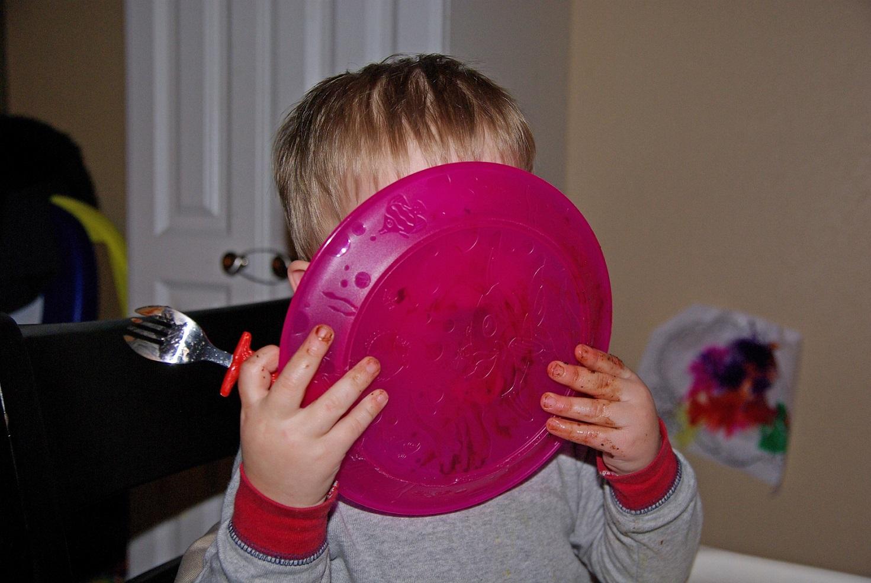 smaki dzieciństwa, dziecko jedzenie