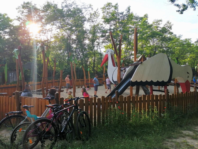 Plac zabaw na Rzęsie, Siemianowice Śląskie