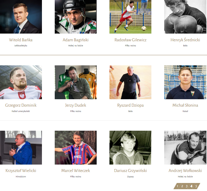 Tyskie sportowe sławy, czyli pierwsza baza danych o znanych postaciach sportu w Tychach
