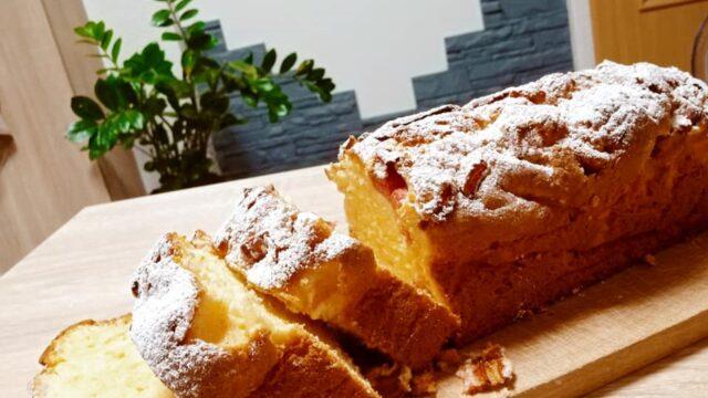 ciasto bezglutenowe z owocami