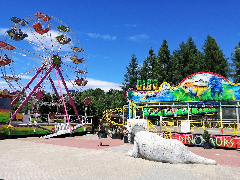 Lunapark w Zatorlandzie