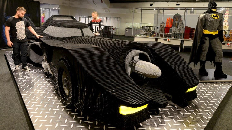 inwazja gigantów wystawa lego