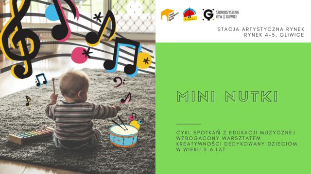 Mini Nutki | Spotkanie z muzyką