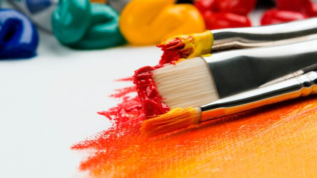 Spotkanie ze sztuką – warsztaty twórcze (4-8 lat)