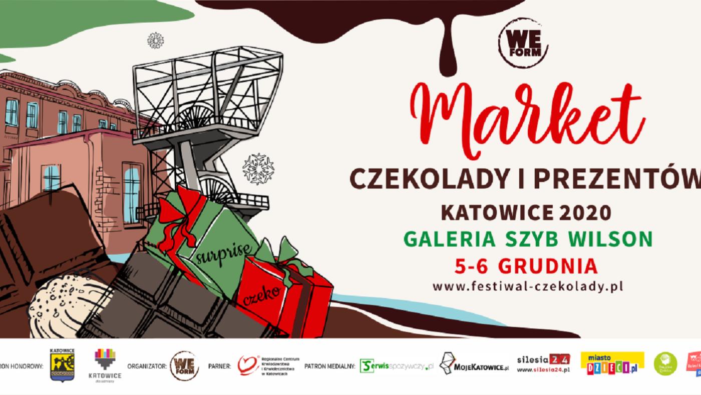 market czekolady i prezentów katowice