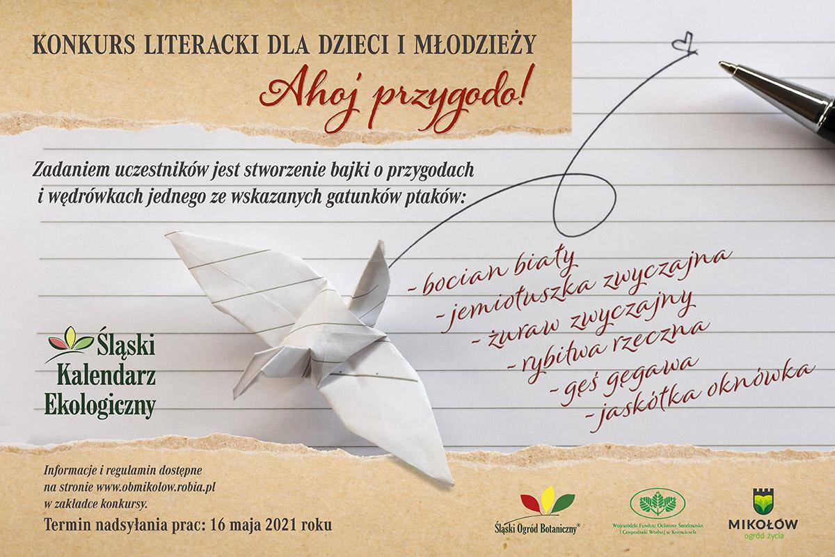 konkurs literacki śob