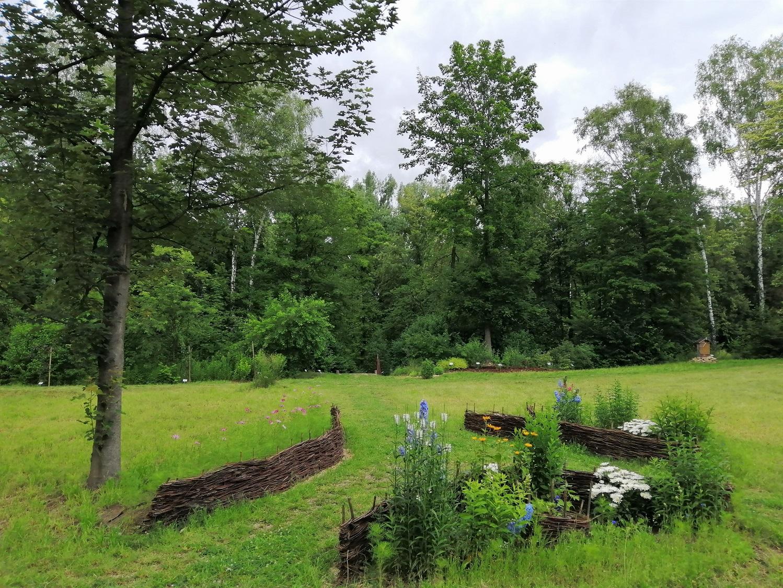 Śląski Ogród Botaniczny w Radzionkowie