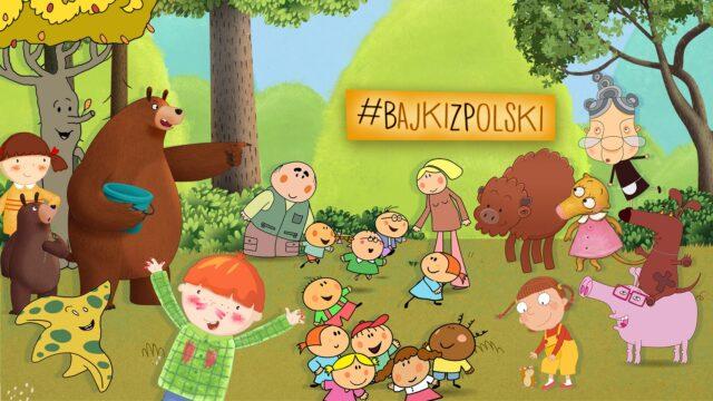 #bajkizpolski | Dziecięcy Salonik Filmowy
